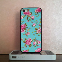 Vintage Flowers, iPhone 5S case , iPhone 5C case , iPhone 5 case , iPhone 4S case , iPhone 4 case , iPod 4 case , iPod 5 case