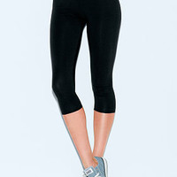 Crop Legging - PINK - Victoria's Secret