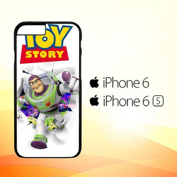 Rare Toy Story Buzz Lightyear F0612 iPhone 6|6S Case