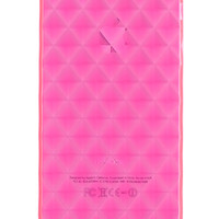 Rose Diamond Gel Rubber Case for iPhone 5 & 5s