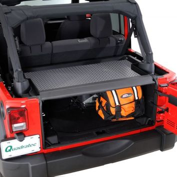 Tuffy Security Products Rubber Mat | Jeep Parts and Accessories | Quadratec