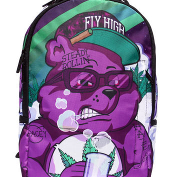 Purple Haze Bear Madzilla Collab by Sprayground