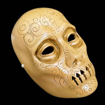 Halloween Fashion Movie Theme Mask HARRY POTTER Bellatrix Lestrange Death Eater Masquerade Party Adult Collection