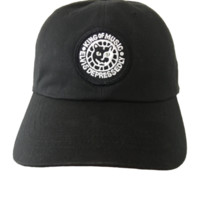 King of Music Dad Hat