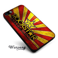 Rockstar Energy drink iPhone 4s iphone 5 iphone 5s iphone 6 case, Samsung s3 samsung s4 samsung s5 note 3 note 4 case, iPod 4 5 Case