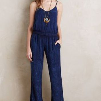 Cloth and Stone Yashi Jumpsuit in Navy Size: