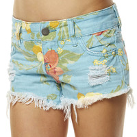 BILLABONG KIDS BRIGHT LIGHTS SPLASH SHORT - AZURE