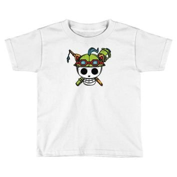 pirate scout Toddler T-shirt