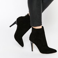 Pimkie Pointed Toe Heeled Ankle Boot