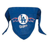 Hunter MFG Los Angeles Dodgers Mesh Dog Bandana, Large