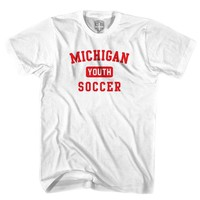 Michigan Youth Soccer T-shirt