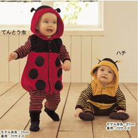 Free shipping brand children's clothing male child baby clothes newborn baby supplies newborn clothes bodysuit