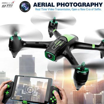 RC Quadcopter Drone with Camera HD 5MP WiFi FPV Drone Phone iPad WiFi Control 120 Degree Wide Angle Lens 3D Eversion XBM-57