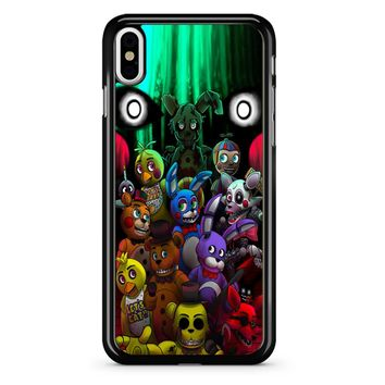 Five Nights At Freddy S Fnaf iPhone X Case
