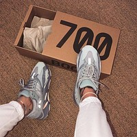 Adidas Yeezy Boost 700 'Inertia' Sneakers Gym shoes