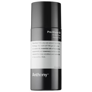 Anthony Pre Shave Oil (2 oz)