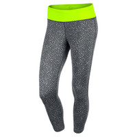 Women's Nike Epic Run Tight Cropped Running Pants