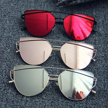 Twin Beams Sunglasses