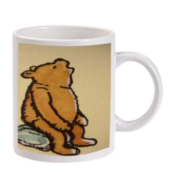Gift Mugs | Brown Bear Winnie The Pooh Ceramic Coffee Mugs