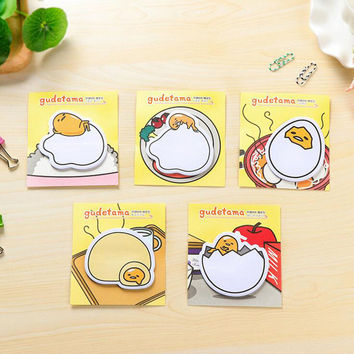 Gudetama Lazy Egg -Stickies