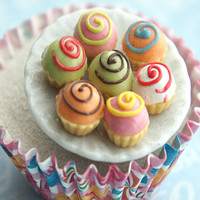cupcake swirls ring