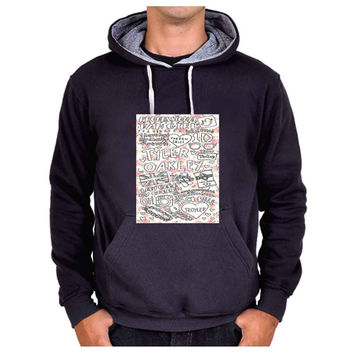 Tyler Oakley Quotes Rose CaseJellyfish a66f9622-8228-48c4-8d4b-fa351074839b For Man Hoodie and Woman Hoodie S / M / L / XL / 2XL *02*