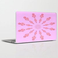 Pink is So Girly Laptop & iPad Skin by Lena Photo Art