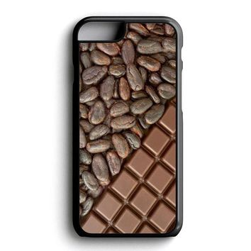 Chocolate And Cocoa Beans iPhone 6 | 6S | 6 Plus | 6S Plus | 5 | 5S | 5C | 4 | 4S Case
