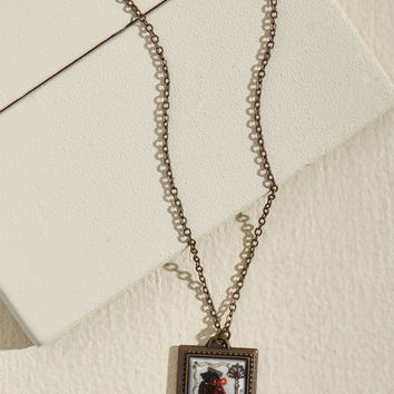 Poetic Component Necklace
