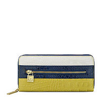 Anne Klein Return To Nature Zip Wallet