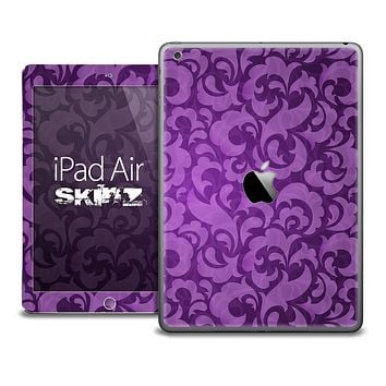 The Purple Lace Skin for the iPad Air