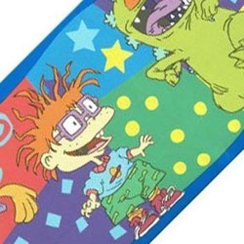 Nickelodeon Rugrats Chucky Tommy Wallpaper Border Roll