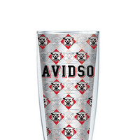 Davidson College Tumbler -- Customize with your monogram or name!