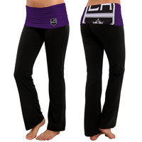 Los Angeles Kings Women's Sublime Knit Lounge Pants – Black