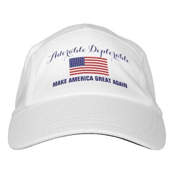 ADORABLE DEPLORABLE MAGA WOMEN'S HAT