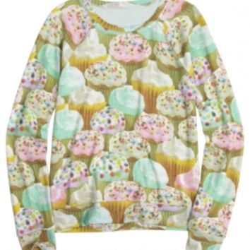 Super Soft Photoreal Sweatshirt   Girls Tops & Tees Clearance   Shop Justice