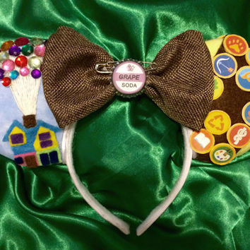 Adventurer Mouse Ears Headband