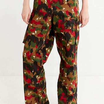 Vintage Camo Cargo Pant | Urban Outfitters