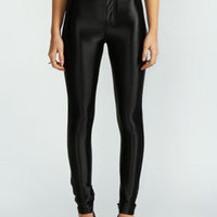 Tarin High Waisted Pocket Back Disco Pants