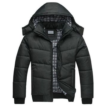 Winter Military Tactical Warmer Clothes Men's US Army Garment Multi-Pocket Jacket Casual Hooded Jacket New