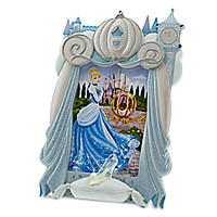 Cinderella Photo Frame - 4'' x 6''