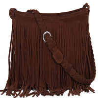 Messenger Bags Tassel Crossbody