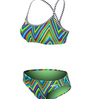 Dolfin  Fizz Work Out Two Piece at SwimOutlet.com
