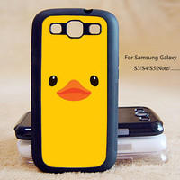 Little Yellow Duck, Samsung Galaxy S3/S4/S5/,Samsung Galaxy S3 mini,S4 mini,S4-active,Samsung Galaxy Note2/Note 3