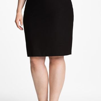 Plus Size Women's Eileen Fisher Pencil Skirt