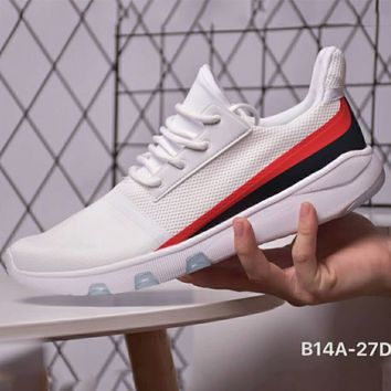 FILA 2018 spring new sports shoes running shoes men's shoes F-CSXY