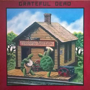 Terrapin Station - The Grateful Dead, LP (Pre-Owned)