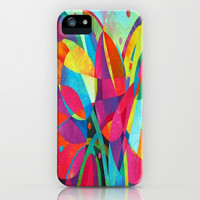 Tulip Artificial Flowers iPhone & iPod Case