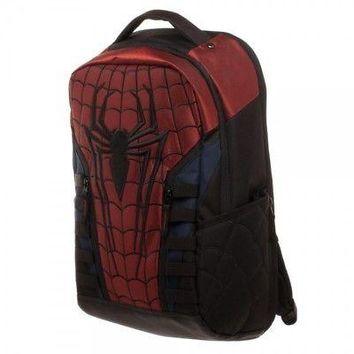 Marvel Spiderman Web Logo Backpack by BioWorld