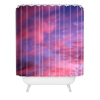 Shannon Clark Like A Dream Shower Curtain